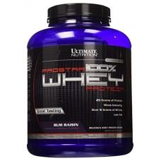 Протеин Ultimate Nutrition ProStar Whey Protein - Rum Raisin 2400 гр
