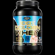 Протеин Maxler Golden Whey - Vanilla Ice Cream (908 г.)