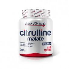 Be First Citrulline malate powder - без вкуса 300 г