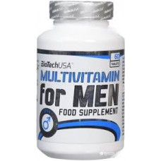 Витамины BioTech  Multivitamin for men (60 табл.)
