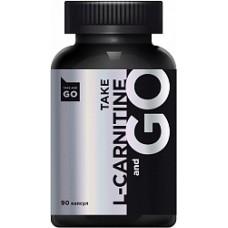 Карнитин  TAKE and Go L-carnitine 90 caps