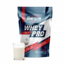 Протеин GeneticLab Whey Pro (100% Whey) - Без вкуса (900 гр.)