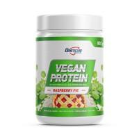 Протеин GeneticLab Vegan Protein - Малиновый пирог (900 гр.)