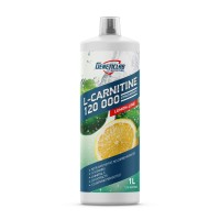 Карнитин GeneticLab L-Carnitine Concentrate - Лимон-лайм (1 л.)