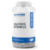 Витамины Myprotein Calcium & Vitamin D3 (60 таб.)