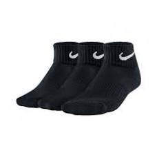 Носки Nike SX4722-001  Yth Ctn Cush Qtr W/ Moist M - 30-34