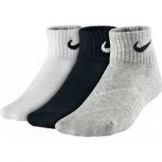 Носки Nike SX4722-967  Yth Ctn Cush Qtr W/ Moist M - 26-30