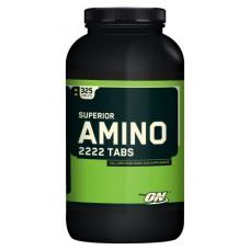Аминокислоты ON Super Amino 2222 (160 таб.)