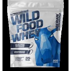 Протеин Siberian Nutrogunz WildFoodWhey - Банан (900 гр.)
