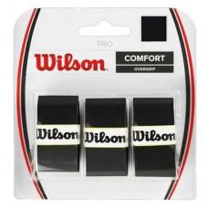 Овергрип Wilson WRZ4014BK Pro Overgrip BK 3PK