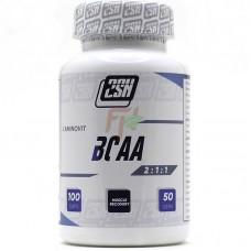 BCAA 2SN 500 mg 100 caps