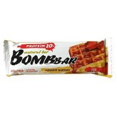 Батончик Bombbar - Венские вафли 60 гр.