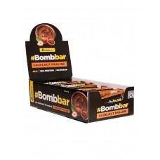 Батончик Bombbar - Фундучное пралине 40 гр.