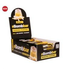 Батончик Bombbar - Банановый пудинг 40 гр.