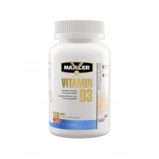 Витамины Maxler Vitamin D3 1200 IU 360 tabs