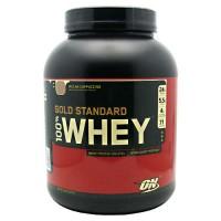 Протеин ON 100 % Whey protein Gold standard 5 lb - Двойной шоколад (2270 гр.)