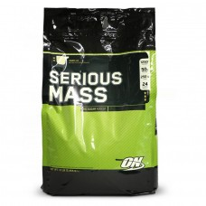 Гейнер ON Serious Mass 12lb - Chocolate 5455 гр.