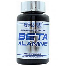 Аминокислоты Scitec Nutrition Beta Alanine 150 капс