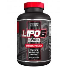 Жиросжигатель Nutrex Lipo-6 Black 120 капс.