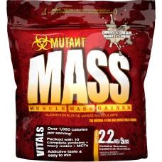 Гейнер Mutant Mass 5 lb - Strawberry Banana 2270 гр