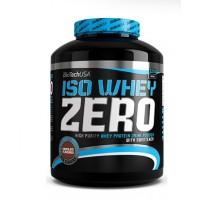 Протеин BioTech Iso Whey Zero LF - Шоколад Тоффи (2270 гр.)