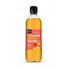 Вода спортивная SOJ SPORT Water DETOX со вкусом манго 500 мл