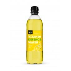 Вода спортивная SOJ SPORT Water DEFENCE со вкусом лимона 500 мл