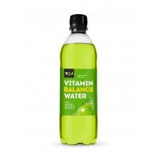 Вода спортивная SOJ SPORT Water BALANCE со вкусом яблока 500 мл