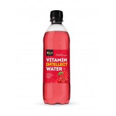 Вода спортивная SOJ SPORT Water INTELLECT со вкусом вишни 500 мл