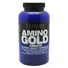 Аминокислоты Ultimate Nutrition Amino gold formula 250 таб