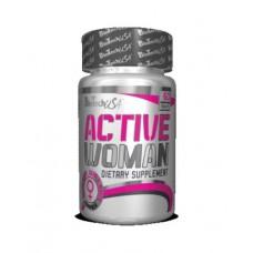 Витамины BioTech  Active Woman 60 таб