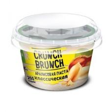 Арахисовая паста Crunch-Brunch - классическая 200 г.