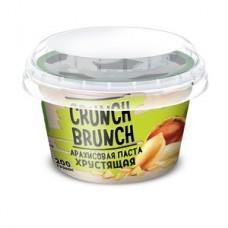 Арахисовая паста Crunch-Brunch - хрустящая 200 г.
