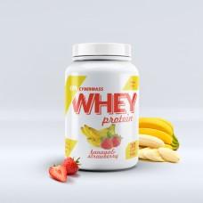 Протеин Cybermass Whey (Банан-Клубника) (908 гр.)