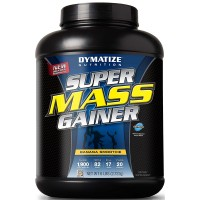 Гейнер Dymatize Super Mass Gainer 6 lb - Rich Chocolate (2720 гр.)