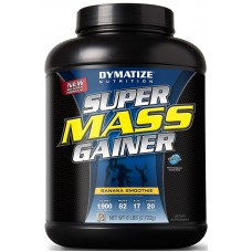 Гейнер Dymatize Super Mass Gainer 6 lb - Rich Chocolate (2720 гр.)