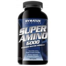 Аминокислоты Dymatize Super Amino 6000 (345 таб.)