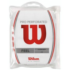 Овергрип Wilson WRZ4006WH Pro Perforated 12 Fell (1 шт.)